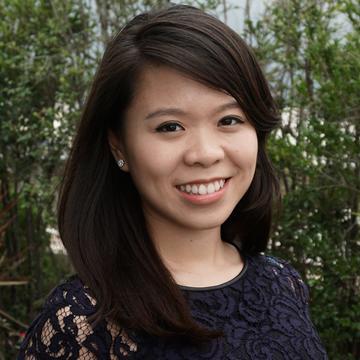Headshot of Jasmine Lau