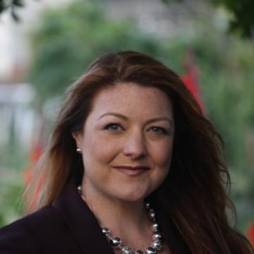Headshot of Keely Stevenson