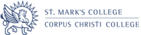 st marks college corpus christi college logo